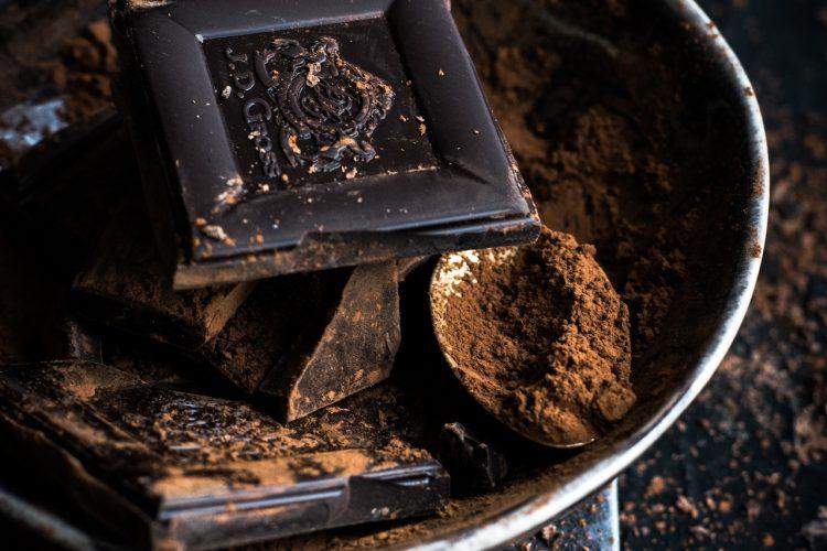 Sweet and Luscious Dark Chocolate