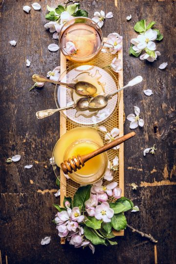 Bee Good: Honey Dip Recipe