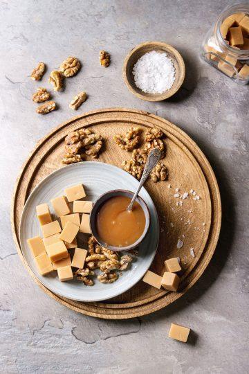 Not Just a Spoonful: Sea Salt Caramels