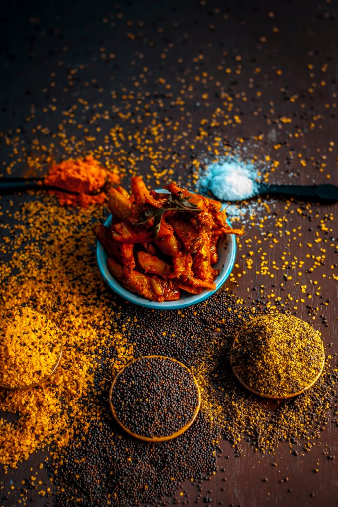 On the origin of spices