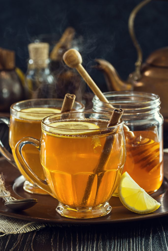 Buckwheat Honey Hot Toddy