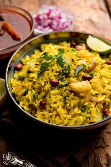 Poha Recipe with a Modern Twist