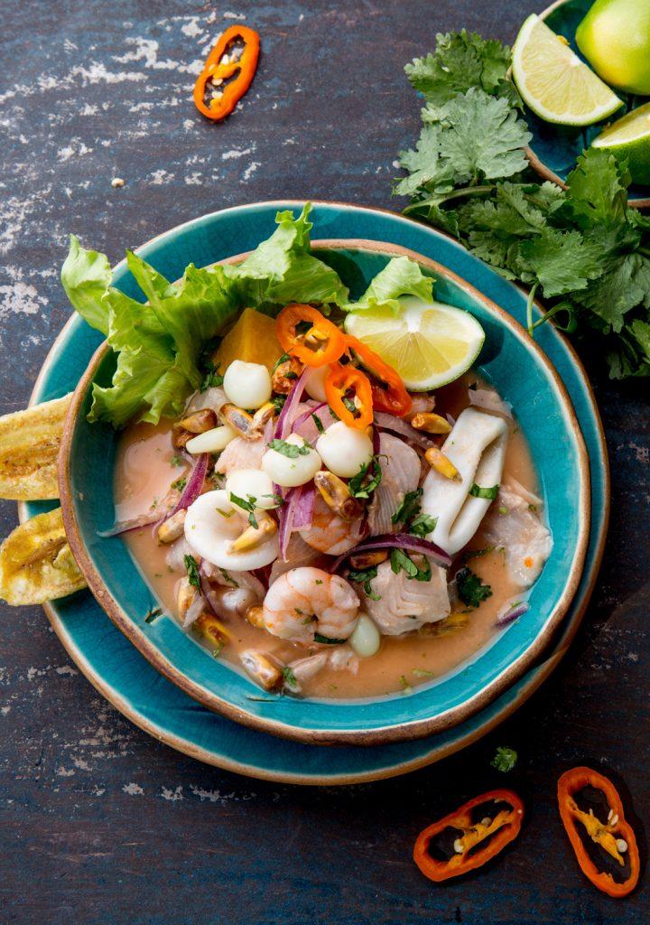 Raw Fish – Ceviche