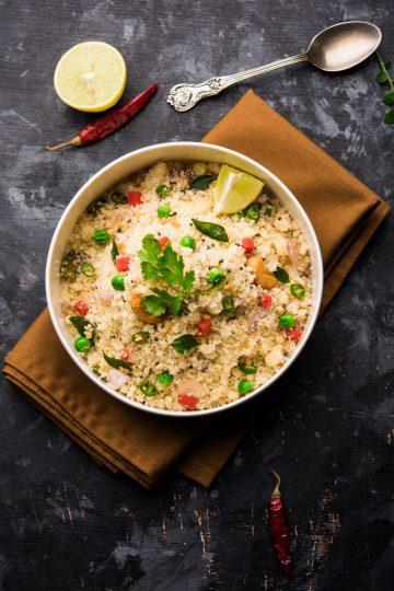 Upma Recipe: Delicious Rava Upma in 15 Minutes