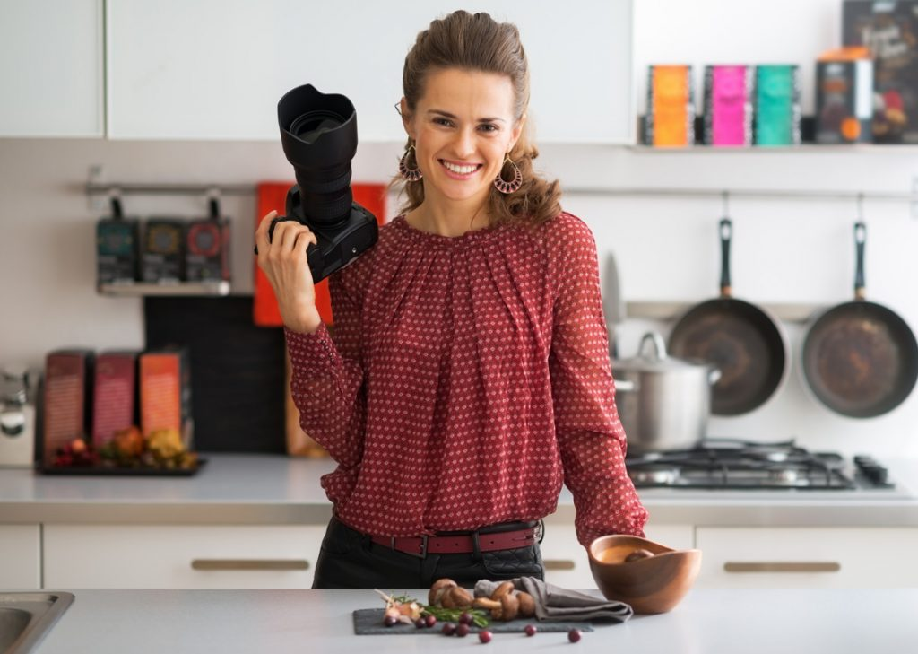 Commercial Photography Tips and Tricks for Food Bloggers